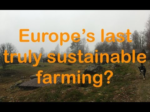 Europe's last truly sustainable farming?