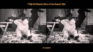 I Figli del Deserto (Sons of the Desert) 1933 - comparison