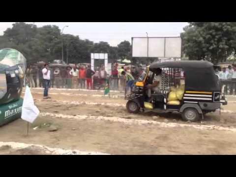Ludhiana Three Wheeler Power Test  Rio fail