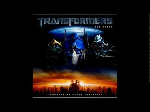 Steve Jablonsky - Arrival To Earth - Official Audio (Transformers Soundtrack)