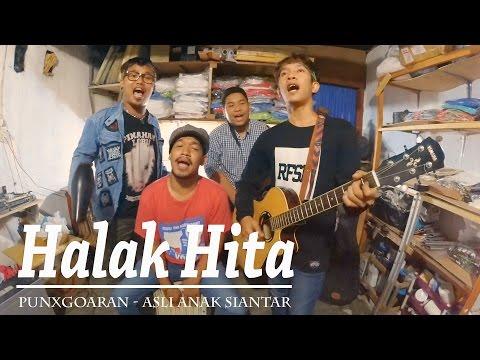 Suer Lagu Batak Ini Bikin Happy - Halak Hita by Punxgoaran (Live Recording)