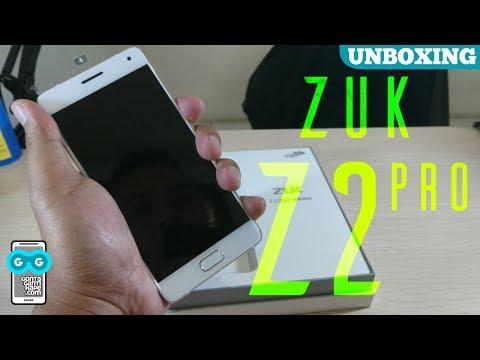 Hape 128 GB TERMURAH Saat Ini! Unboxing ZUK Z2 Pro (direkam dengan Sony Xperia X & Xiaomi Mi Max 2)
