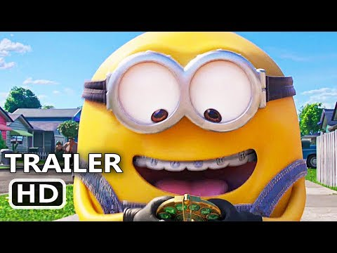 Playlist 🔵 MINIONS 2 Official Trailer! ❤️