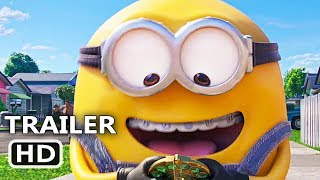 MINIONS 2 Official Trailer (2020) The Rise of Gru, Animated Movie HD