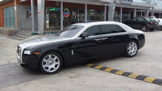 Rolls Royce Two Tone Ghost 2012 Videos