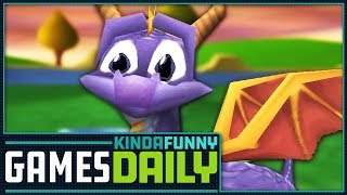 Sony Filed A Patent For Backwards Compatibility - Kinda Funny Games Daily 03.06.18