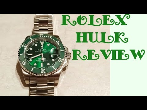 Replica Rolex Hulk! AAA Rating