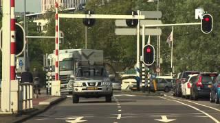 Maasboulevard Rotterdam wordt maand lang afgesloten