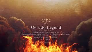 Sins of Hyrule - Album Preview 2 (Gerudo Legend)