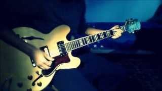 Radiohead - Sulk - Guitar Cover
