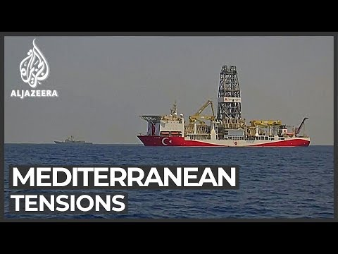 Turkey, Greece brace for standoff over Cyprus gas drilling plans