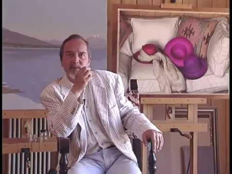 "Documental Claudio Bravo: ""La pupila del alma"" (Hugo Arévalo)"