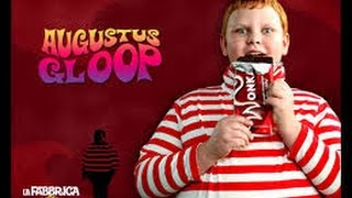 Augustus Gloop Lyrics