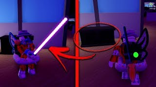 HOW TO CATCH LIGHTSABER ⚡ LAZERBLADE UPDATE! 🔥   Mad City   Roblox
