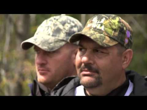 Hero for a Day 2012: Improving a Wisconsin Wildlife Haven for Veterans