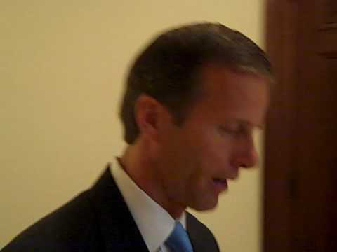 John Thune on the rape amendment