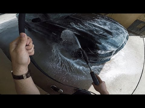 100% Touchless Car Wash Tutorial
