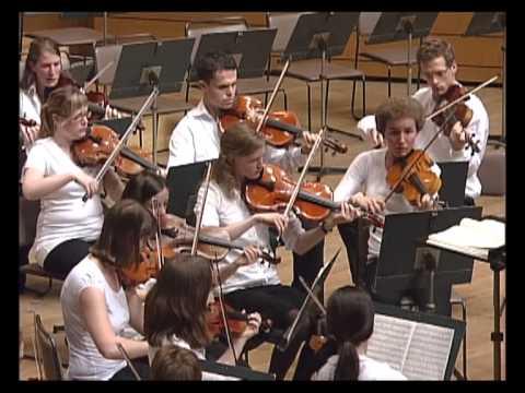"""Jugendorchester """"il mosaico"""" - Brahms, 1. Sinfonie, 4. Satz, Live in Japan"""