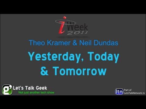 Yesterday, Today & Tomorrow - Theo Kramer & Neil Dundas
