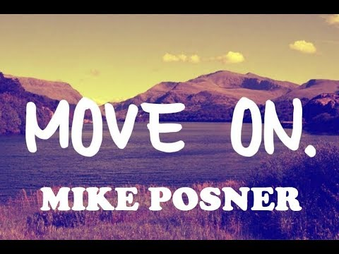 Move On - Mike Posner (Lyrics Video)