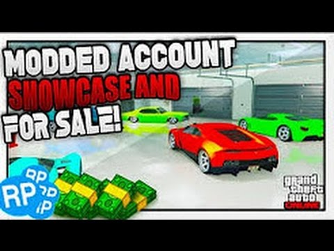Gta 5 MODDED ACCOUNTS FOR SALE  TRANSFERRED TO XBOX ONE AND PS4 $10 Amazon, Paypal