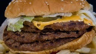 Horse Meat Found In Burger King Patties