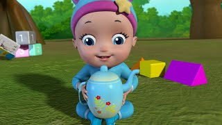 Pass the Sweet Pot - Kids songs | Infobells