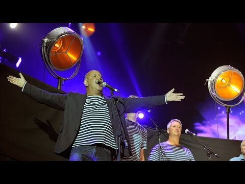 The Fisherman's Friends - South Australia at Proms in the Park 2014