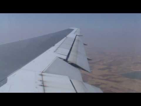 Royal Air Maroc B767-300 Flight from Brussels to Casablanca