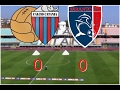 Catania Taranto 0-0
