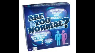 The Pressman Toy Kids play Are You Normal?