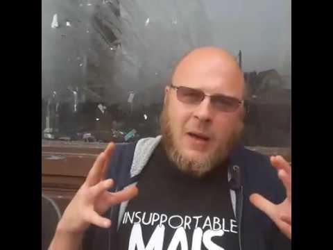 Interview d'un islamiste converti, ex sharia for belgium ; Bernard Savoye.(SEPT 2016 RADIO HIHI)