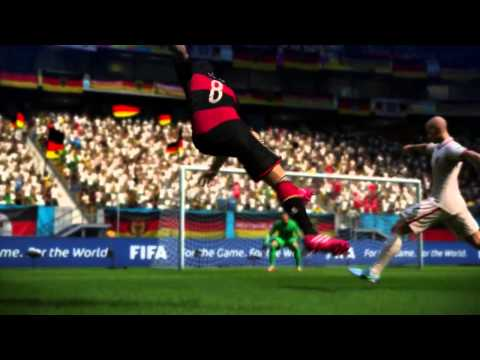 2014 FIFA World Cup Brazil (Gameplay Trailer)