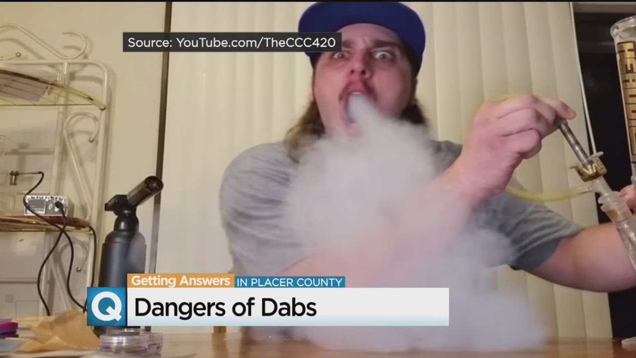 dabs are the new drug addiction worry in placer county youtube