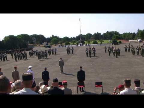 Les unités des Troupes de marine