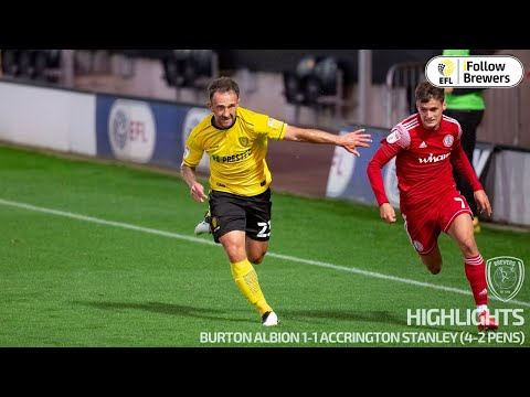 Burton Accrington Goals And Highlights