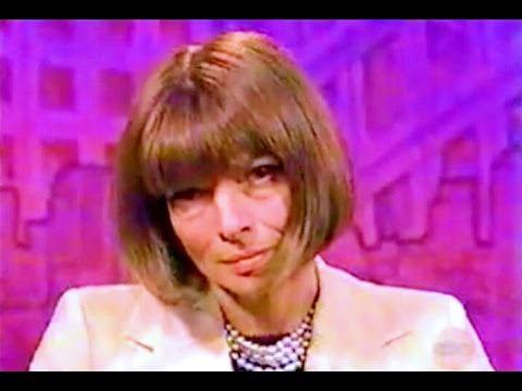 Anna Wintour Interview on Gianni Versace's Death & Legacy