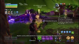 Mission MISSIONNAIRE PAS ME ROBOTS PLUS TEMPS dans SAVE THE WORLD//FORTNITE