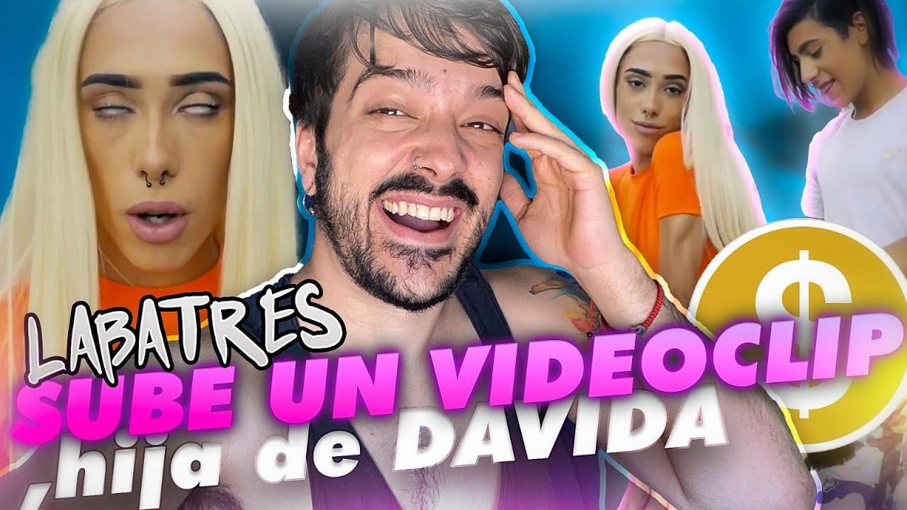 La HIJA de DAVIDA, LA BATRES, ha SUBIDO UN VIDEOCLIP. - Perdona?