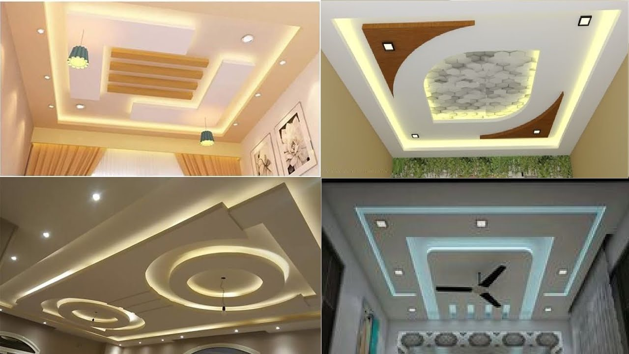 Top 200 Pop Design For Hall Modern False Ceiling Designs For Living Rooms 2020 Youtube