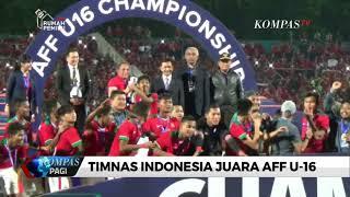Timnas Indonesia Juara AFF U-16