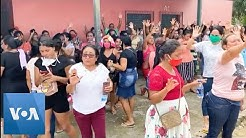 Relatives in Brazil Gather Outside Manaus Prison After Reported Riot