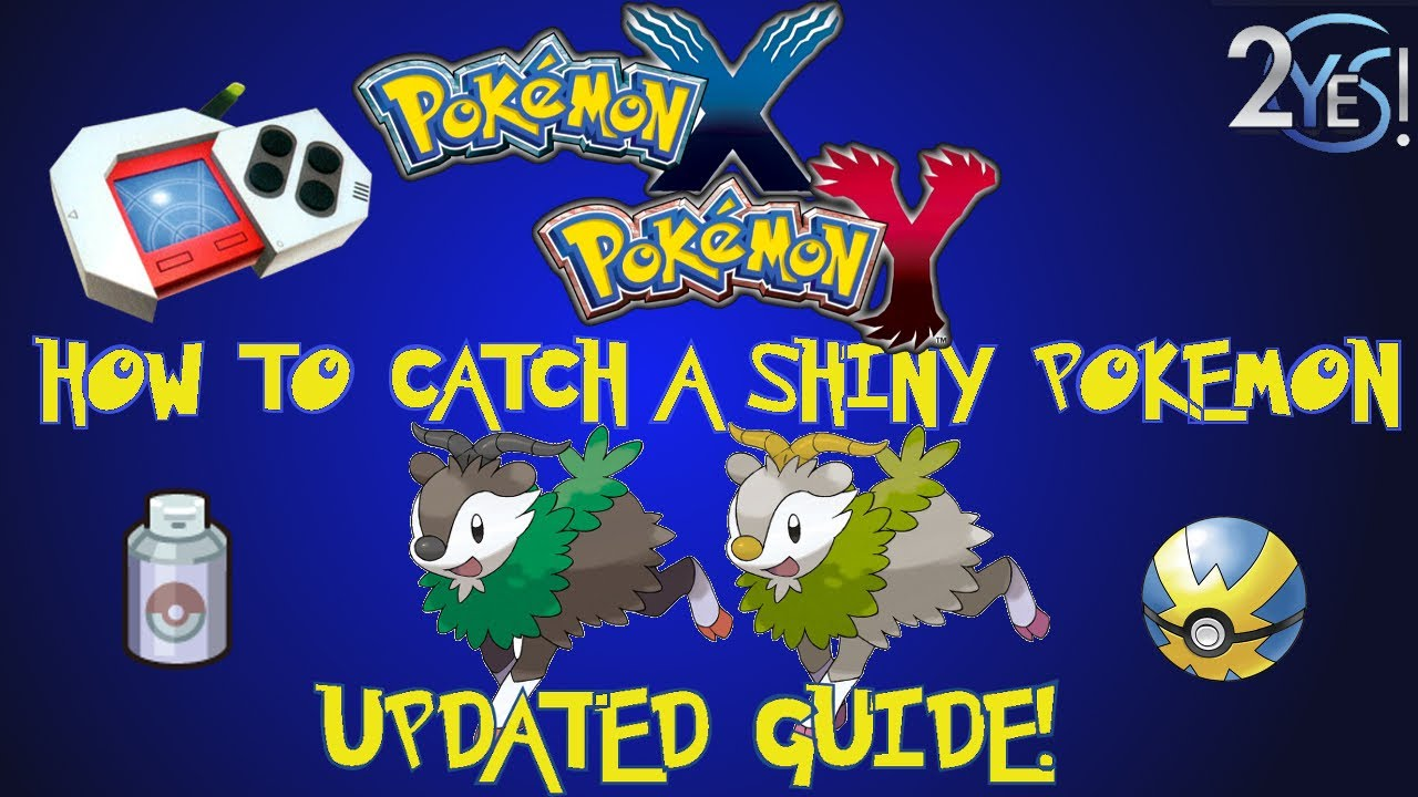 pokemon x and y guide pdf