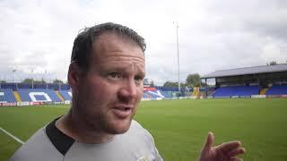 INTERVIEW | Darren Sarll post Stockport County