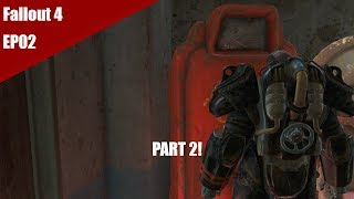 Joining An Army :: Fallout 4 PC Ep02 Part 2