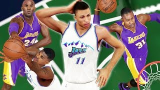 NBA 2K15 Lakers MyGM #52 - Dante Exum Flabbergasted, Cannot Crack The DaLakers Code!