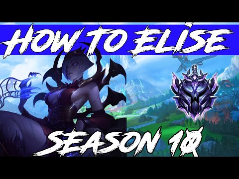 5 Tips Every Elise NEEDS To Know! League of Legends Elise Guide Season 10 !