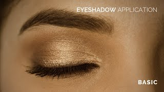 How To Apply Eyeshadow For Beginners | Glamrs Masterclass with Pallavi Symons