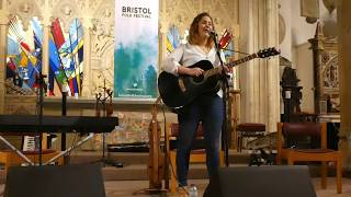 So Early, Early In The Spring - Kim Lowings Live at Bristol Folk Festival