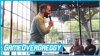 Nick's Stand Up Comedy - The GameOverGreggy Show Ep. 188 (Pt. 1)